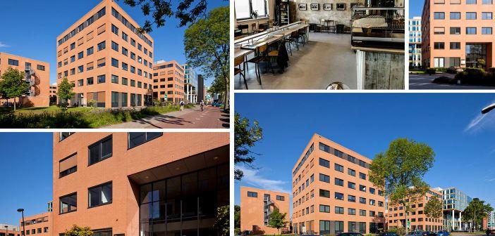 Seven Cities Complex Rijswijk na huisvesting Nationale Nederlanden en CBR 100% bezet