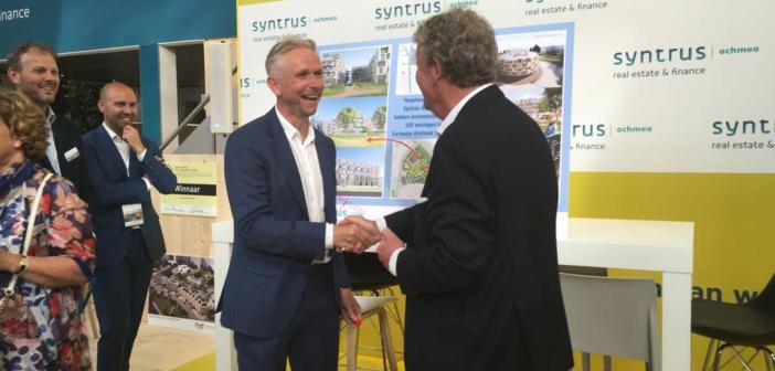 Syntrus Achmea RE&F en Keystone akkoord over 328 woningen in Cartesiusdriehoek in Utrecht