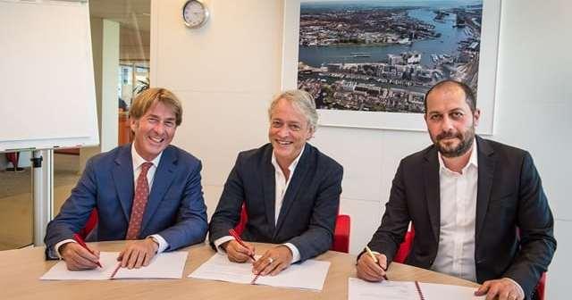 Urban Interactive District voegt duurzaamheid en levendigheid toe aan Arenapoort in Amsterdam Zuidoost