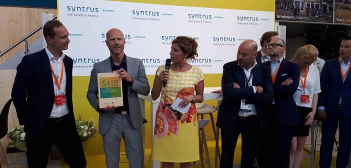 Zwemcentrum Rotterdam wint StiB-award 2018