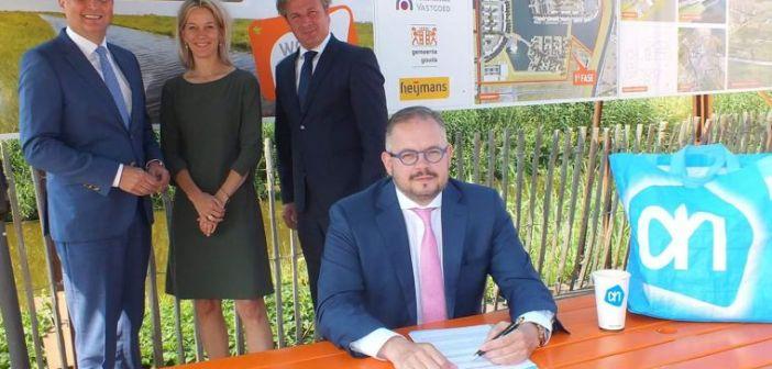 Albert Heijn opent nog dit jaar een vestiging in Westergouwe