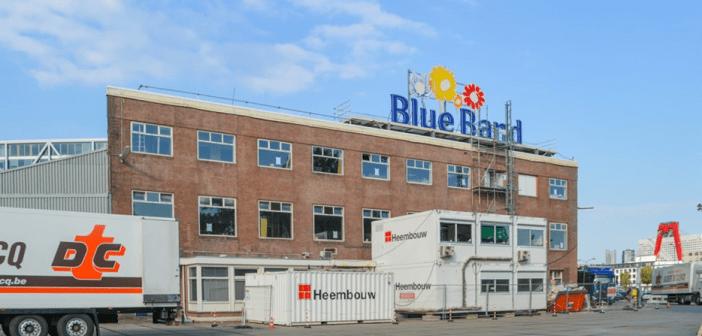 Oplevering Becelhuis Upfield Rotterdam