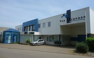 Saffierborch 4 in Rosmalen verkocht aan TMC Bedrijfskleding