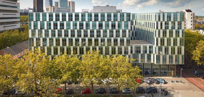 APF International en Angelo Gordon verwerven kantoorgebouw te Rotterdam Centrum
