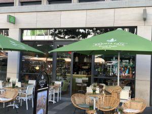 Baristacafé opent aan Stadhuisplein Rotterdam
