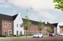 Start bouw 25 Nul-op-de-meterwoningen en 8 energieneutrale woningen in Boxtel