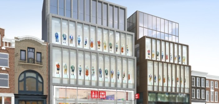 Uniqlo opent flagshipstore in Amsterdam