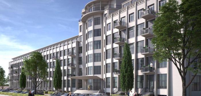 Voormalige kantoor in Den Haag getransformeerd tot 85 appartementen