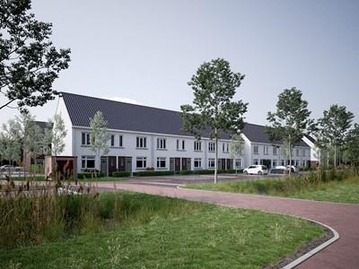 Bouwinvest koopt 39 duurzame woningen in Veldhoven