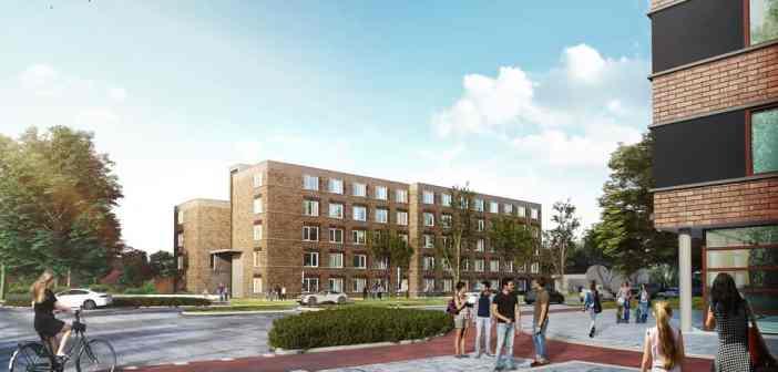 Camelot en VolkerWessels Vastgoed sluiten overeenkomst voor bouw van 120 studentenwoningen in Breda