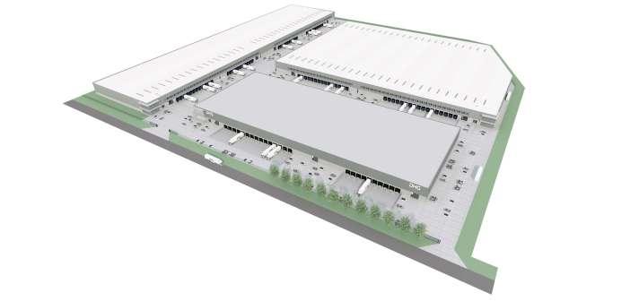 DHG koopt 14 hectare terrein in Moerdijk voor bouw nieuwe SMARTLOG