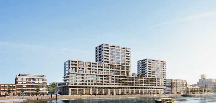 Heijmans ontwikkelt en realiseert 200 woningen Havenkwartier Rotterdam