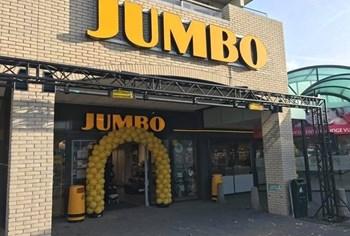 Jumbo opent deuren nieuw filiaal in winkelcentrum Hoge Vucht in Breda