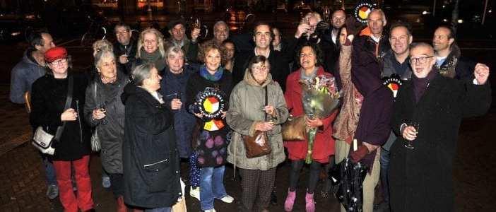 Amsterdamse Nieuwbouwprijs 2018 voor Van der Pekbuurt in Noord