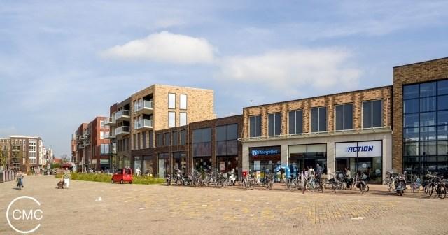Basic Fit en tweede vestiging Action aan de Brouwersgracht in Veenendaal