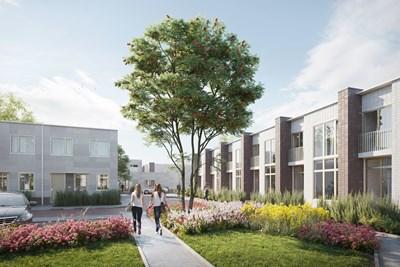 Bouwinvest investeert in wijkvernieuwing Jeruzalem, Amsterdam