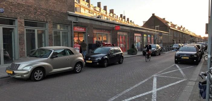 Particuliere belegger koopt winkelruimtes in Scheveningen