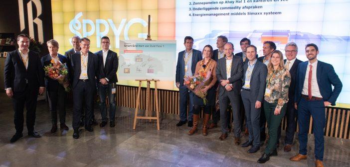 Kick-off baanbrekend Europees duurzaamheidsproject in Rotterdam-Zuid