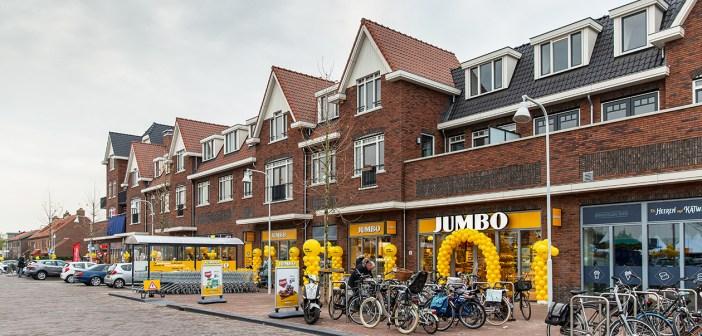 Winkelcentrum Nieuw Rhijnzicht feestelijk geopend
