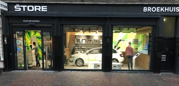 ŠTORE: uniek nieuw winkelconcept in Haarlem