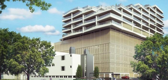 AM geeft startsein bouw exclusief appartementencomplex UpMountain in stadshart Amstelveen