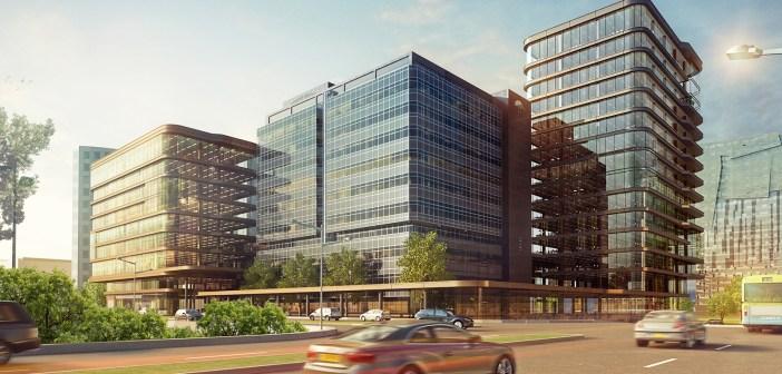 Amundi Real Estate verhuurt circa. 1.100 m² aan Funding Circle in kantoorgebouw het Atrium in Amsterdam