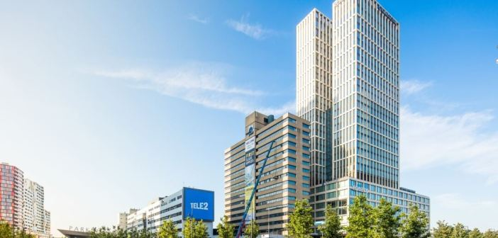 Centrient Pharmaceuticals huurt circa 1.000 m² in First Rotterdam