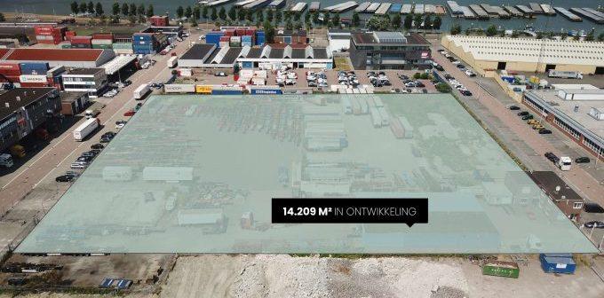 DHG verhuurt 7.559 m² op SMARTLOG Rotterdam 4 aan Neutral Logistics