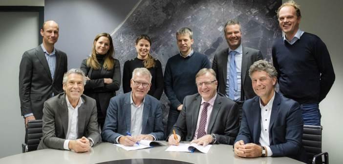 Heijmans en Staedion sluiten overeenkomst herstructurering Den Haag Zuidwest
