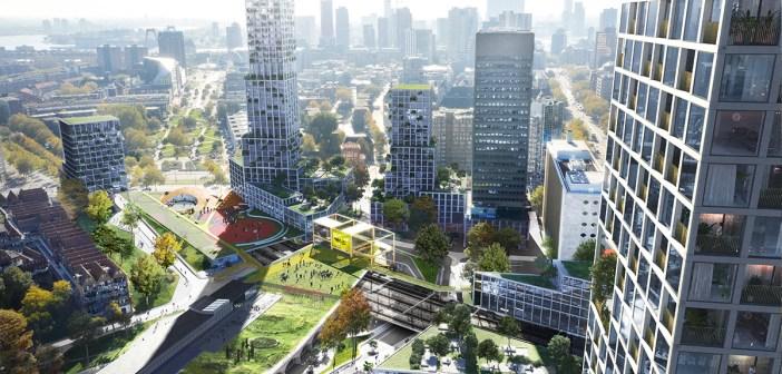 Pompenburg Rotterdam wordt verleidelijk stuk stad