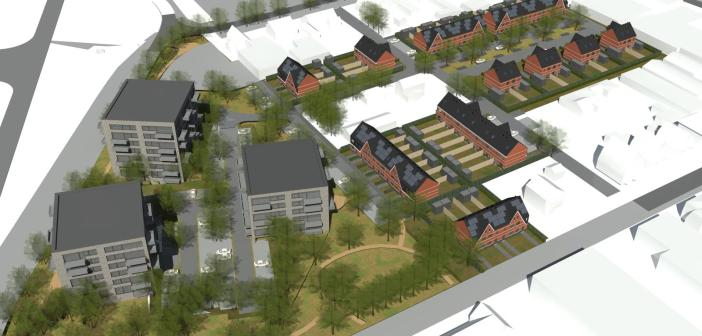 Syntrus Achmea verwerft 146 woningen voor PME vlakbij voormalige vliegbasis Soesterberg