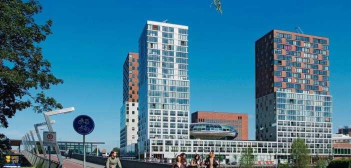 Amvest verkoopt 236 woningen aan Orange Capital Partners