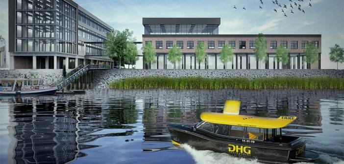 DHG verhuurt 4.400 m² kantoor- en bedrijfsruimte aan Radio Holland