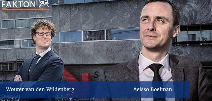 Fakton benoemt Aeisso Boelman en Wouter van den Wildenberg tot partner