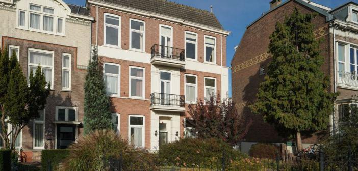 Karakteristiek herenhuis aan de St. Annastraat te Nijmegen verkocht