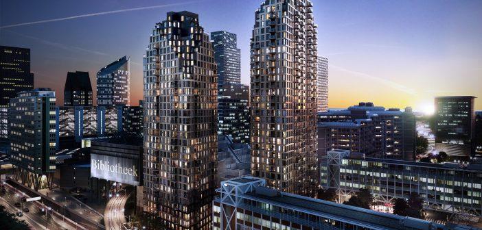 Provast verkoopt 655 woningen in Grotius Den Haag aan CBRE Global Investors en a.s.r. real estate