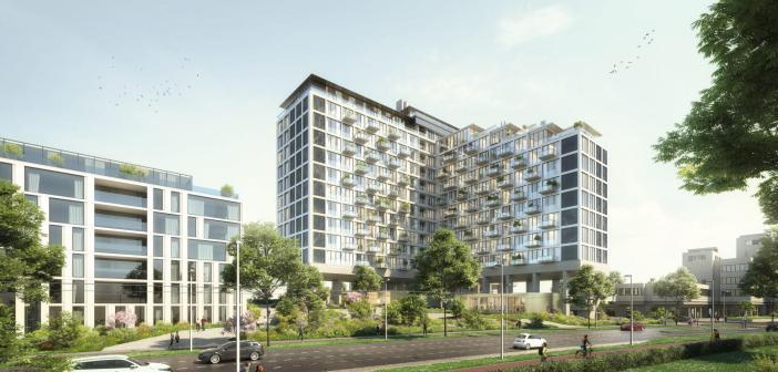 Syntrus Achmea verwerft 203 appartementen van Borghese Real Estate voor BPL Pensioen in Arnhem