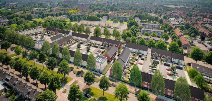 Syntrus Achmea verwerft 39 energiezuinige eengezinswoningen voor PME in Eindhoven