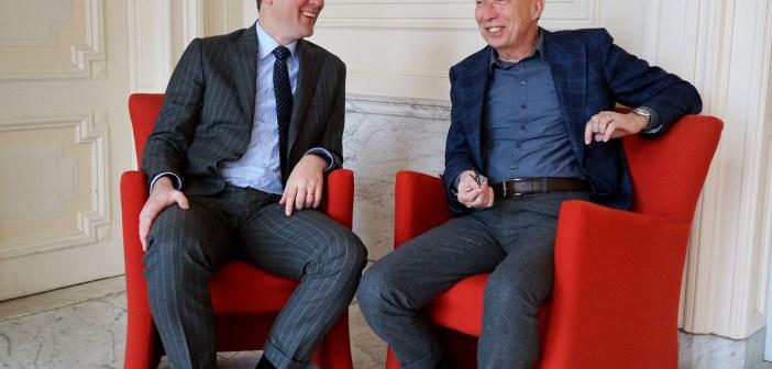 Coen van Rooyen volgt Nico Rietdijk op als directeur bij NVB