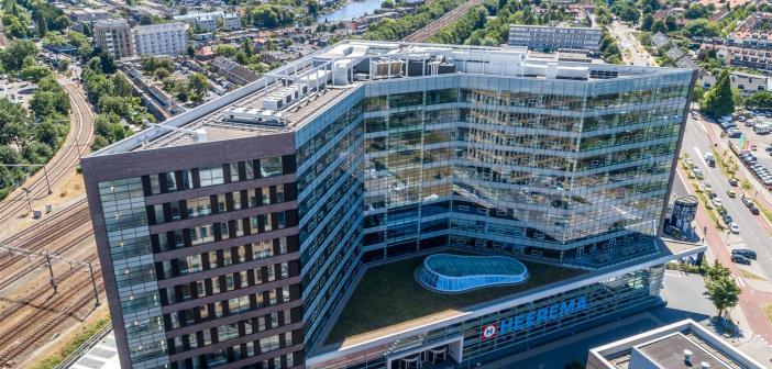 Stichting Hogeschool Leiden huurt aan de Vondellaan 47 te Leiden
