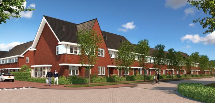 Syntrus Achmea voegt in Tilburg nog eens 24 energieneutrale woningen toe aan woningfonds