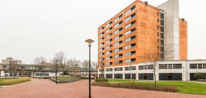 Vestia bouwt bedrijfsruimte om tot twaalf appartementen