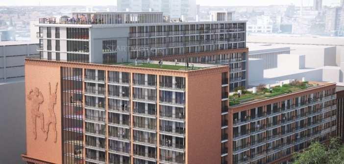 Amvest investeert in 581 jongerenwoningen in Startmotor Rotterdam