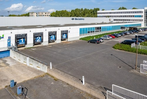Fox Global Logistics B.V. huurt 5.200 m² bedrijfsruimte in Schiedam