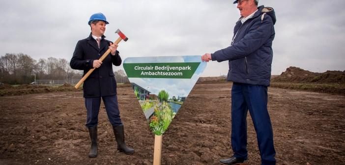 Hendrik-Ido-Ambacht ontwikkelt Circulair Bedrijvenpark Ambachtsezoom