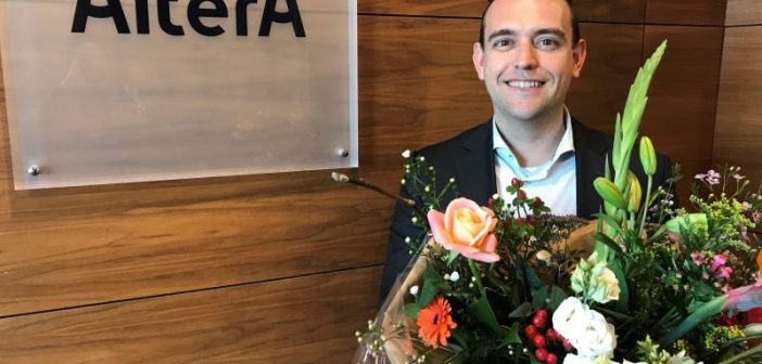 Rudy Verstappen gestart als Research Manager ESG Altera