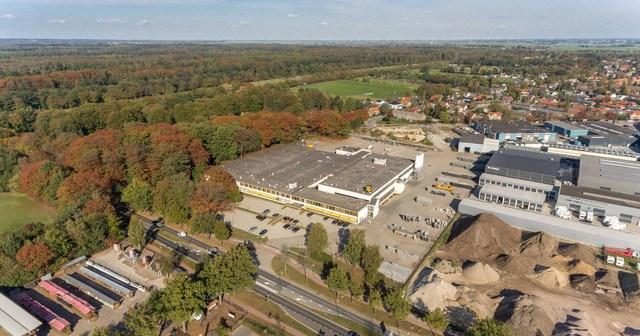 TBS gaat bedrijfsterrein Soest (ruim 43.000 m² met gebouwen) verkopen
