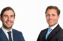 Tim Breeman en Jonathan Tugendhaft komen het team van P van den Bosch Bedrijfsmakelaars versterken