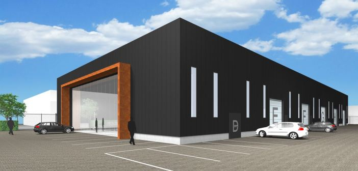 Verfgroothandel VVBHUSAN B.V. huurt 390 m² bedrijfsruimte in Venlo