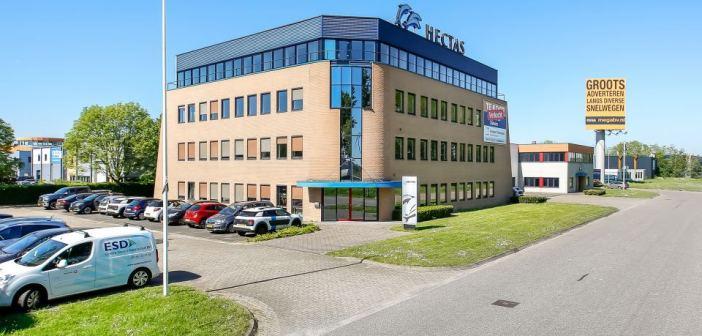 Hectas huurt ca. 760 m² aan Geograaf in Duiven